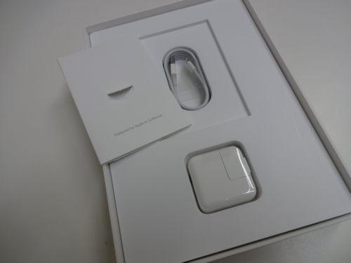 iPad新品付属品