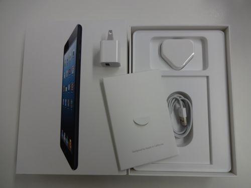 iPad中古の付属品