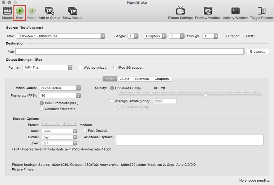 iPad無料動画変換