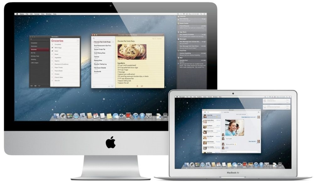 Macで電話